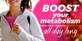 5 Ways to Boost Metabolism