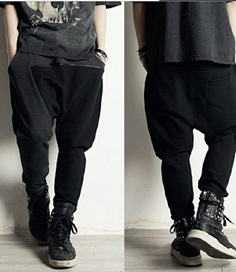 baggy trouser