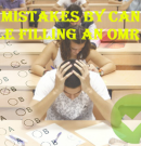 Top 5 Mistakes by Candidates While Filling an OMR Sheet